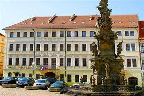 Hotel Prince de Ligne - фото 21