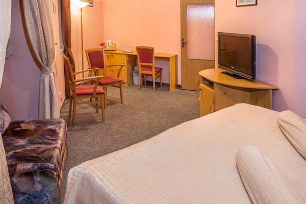 Hotel Pangea - 5