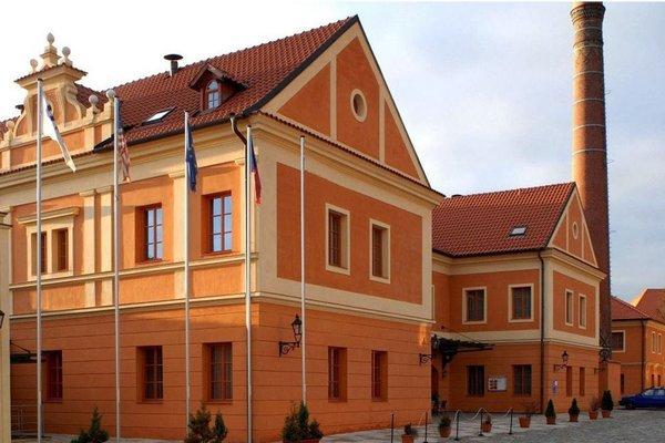 Congress Hotel Dvorak Tabor - фото 22