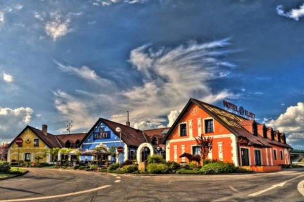 Hotel Elzet - фото 22