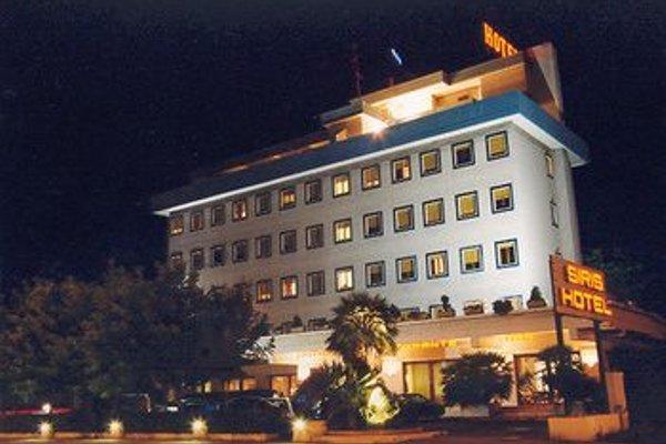 Siris Hotel - 13