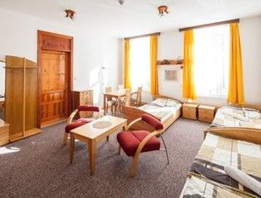 Guesthouse Pension Fontana Svitavy