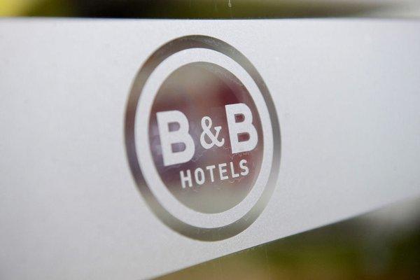 B&B Hotel Bretigny-sur-Orge - фото 16