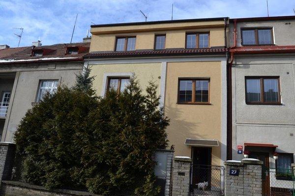 Apartment Divoka Sarka - фото 22