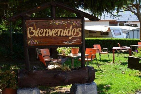 Camping Bungalows Hotel Escarra - фото 13