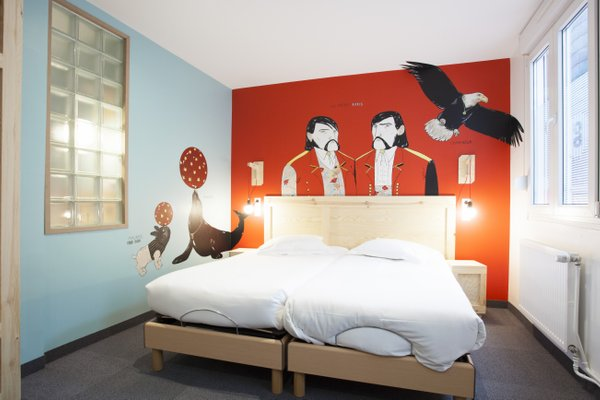 Hotel Graffalgar - фото 3