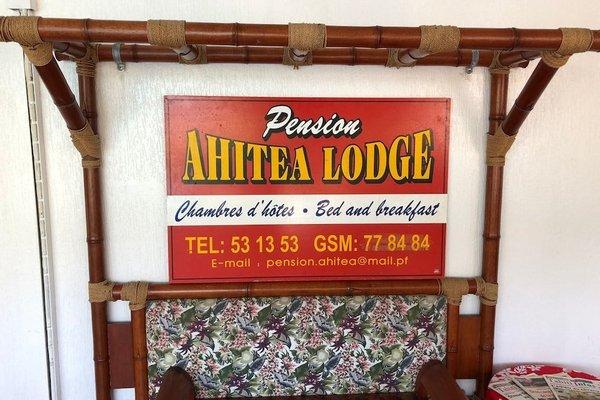 Ahitea Lodge - фото 9
