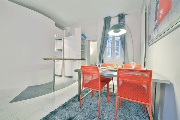 APPARTEMENT SAINT GERMAIN - QUAIS DE SEINE - 4