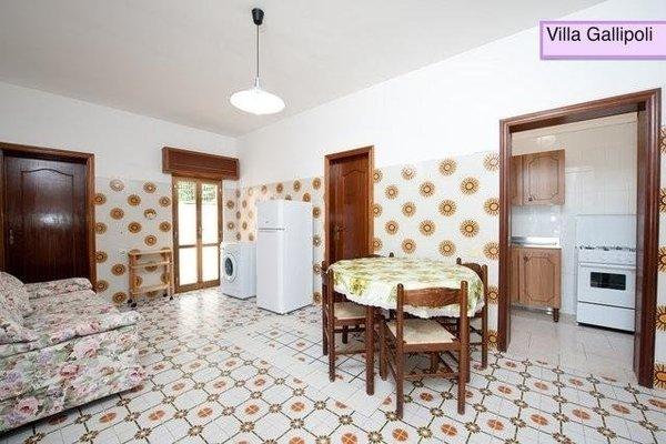 Villa Gallipoli - фото 7