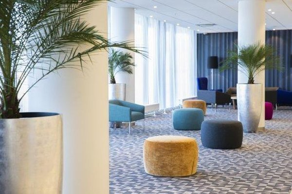 Park Inn by Radisson Hotel & Conference Centre Oslo Alna - фото 7