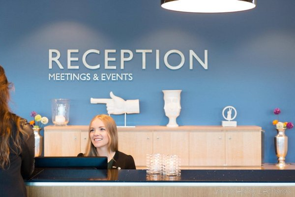 Radisson Blu Hotel Oslo Alna - фото 16