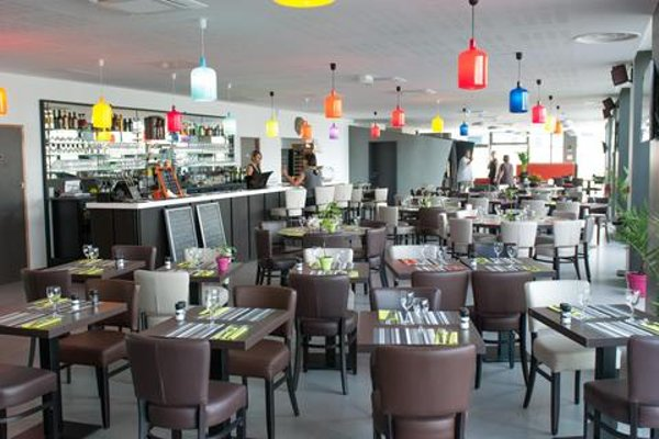 Appart-Hotel Mer & Golf City Bordeaux Lac - Bruges - 13
