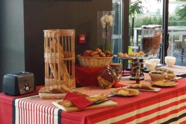 Appart-Hotel Mer & Golf City Bordeaux Lac - Bruges - 14