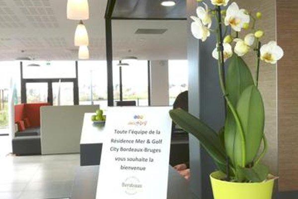 Appart-Hotel Mer & Golf City Bordeaux Lac - Bruges - 15