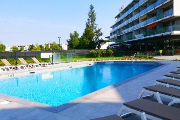 Appart-Hotel Mer & Golf City Bordeaux Lac - Bruges - 21