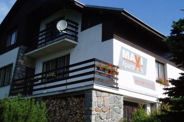 Apartments Maxi - фото 9