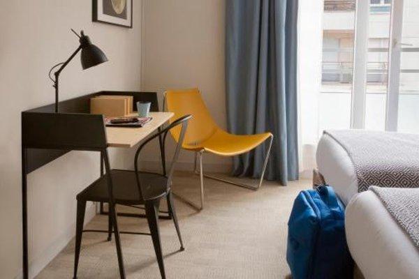 Отель Classics Parc des Expositions - фото 8