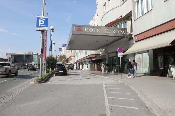 Austria Trend Hotel Europa Graz - фото 21
