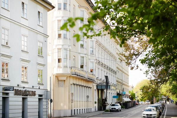Hotel Wiesler Graz - фото 22