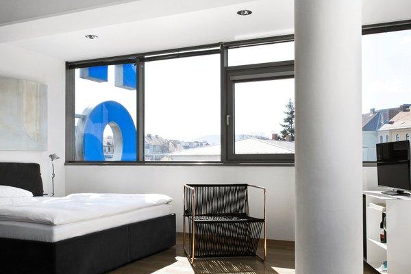 Augarten Art Hotel - фото 10