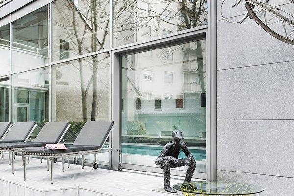 Augarten Art Hotel - фото 17
