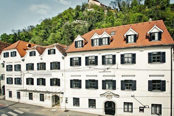 Schlossberghotel - Das Kunsthotel - фото 22