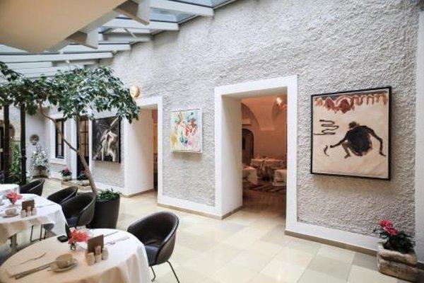 Schlossberghotel - Das Kunsthotel - фото 4