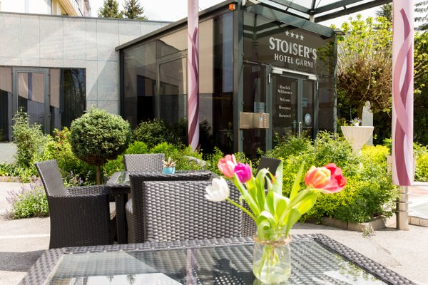 Hotel Stoiser Graz - фото 19