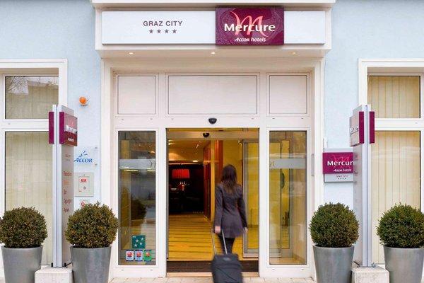 Hotel Mercure Graz City - фото 20