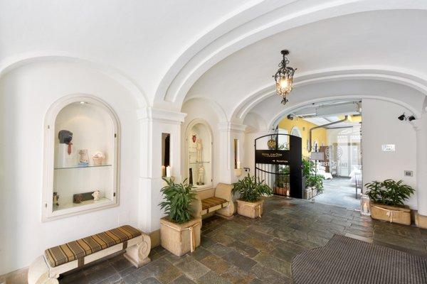 Отель Zum Dom - фото 16