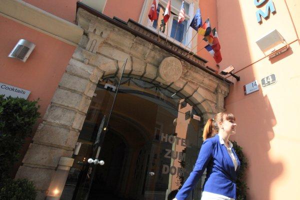 Отель Zum Dom - фото 23