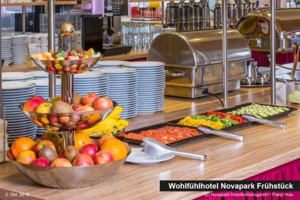 Wohlfuhlhotel Novapark - фото 19