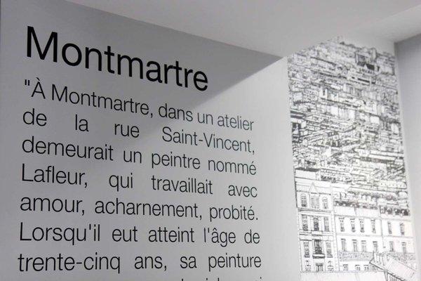 Comfort Hotel Montmartre Place du Tertre - 18