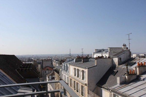 Comfort Hotel Montmartre Place du Tertre - 21