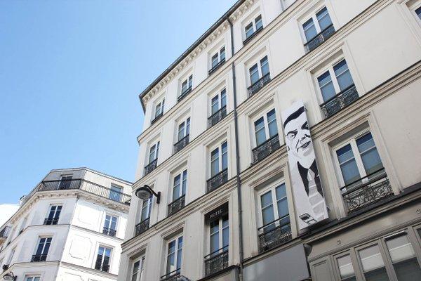 Comfort Hotel Montmartre Place du Tertre - 22