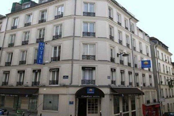 Comfort Hotel Montmartre Place du Tertre - 23