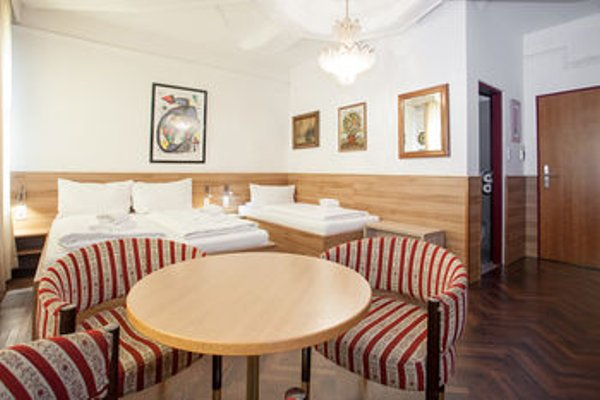 Centro Hotel Strasser - фото 14