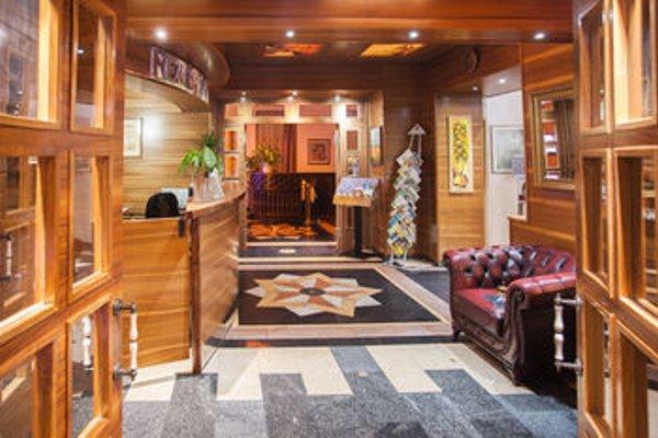 Centro Hotel Strasser - фото 16