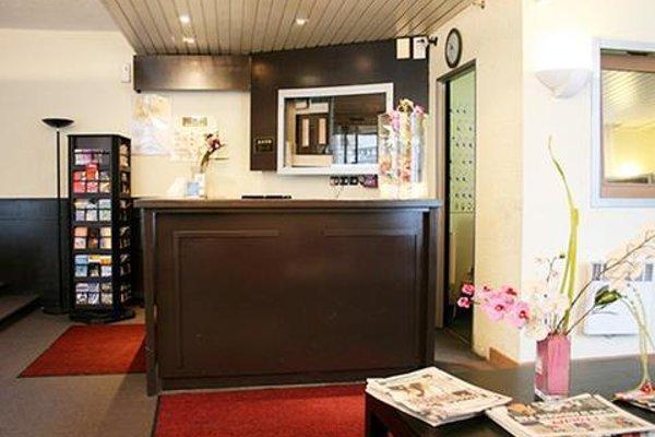 Comfort Hotel Davout Nation Paris 20 - фото 9