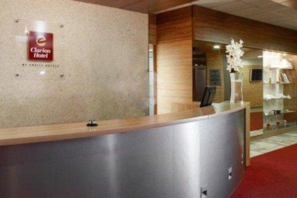 Clarion Hotel Spindleruv Mlyn - 12