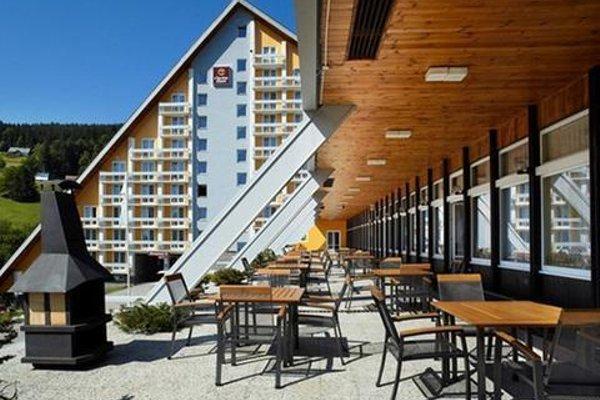 Clarion Hotel Spindleruv Mlyn - 16