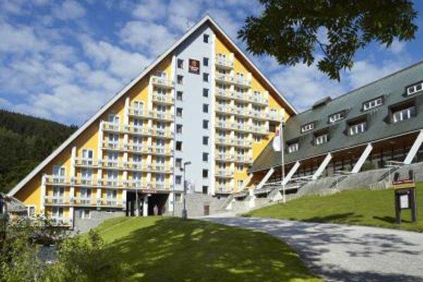 Clarion Hotel Spindleruv Mlyn - 22