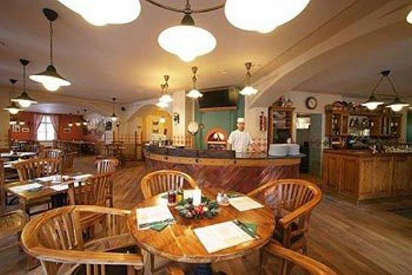Hotel pizzeria Belmonte - фото 12