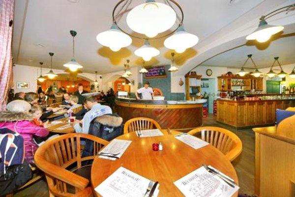 Hotel pizzeria Belmonte - фото 13