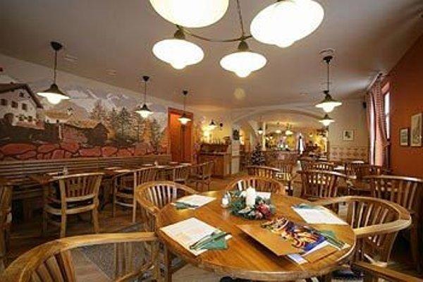Hotel pizzeria Belmonte - фото 15