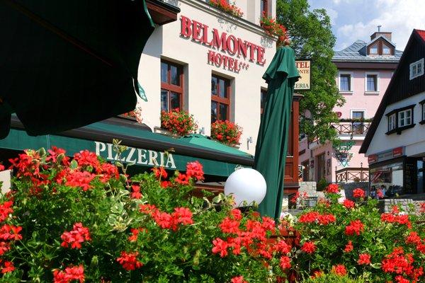 Hotel pizzeria Belmonte - фото 17