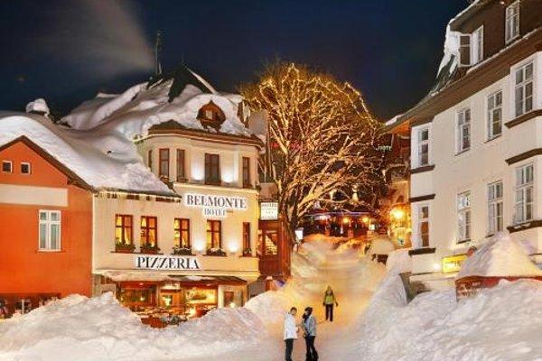 Hotel pizzeria Belmonte - фото 22
