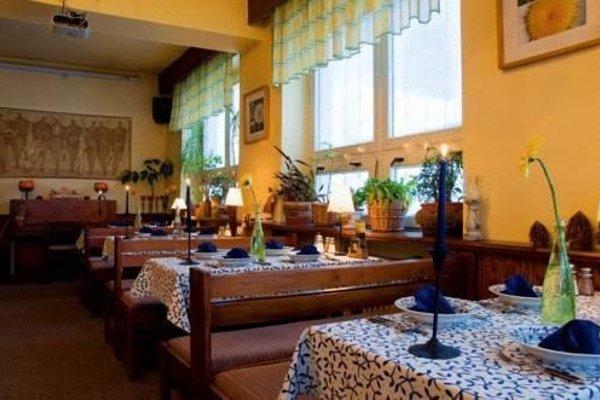 Hotel Hromovka - 8