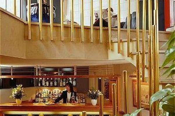 Hôtel Armstrong - фото 14