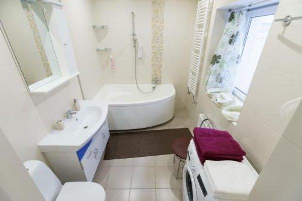 Daugava Lux Apartments - фото 12